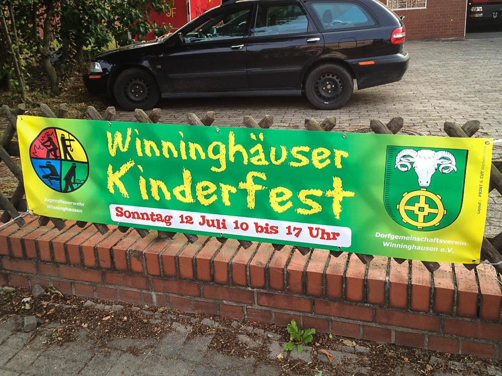 Kinder- und Sommerfest am 12.08.2017