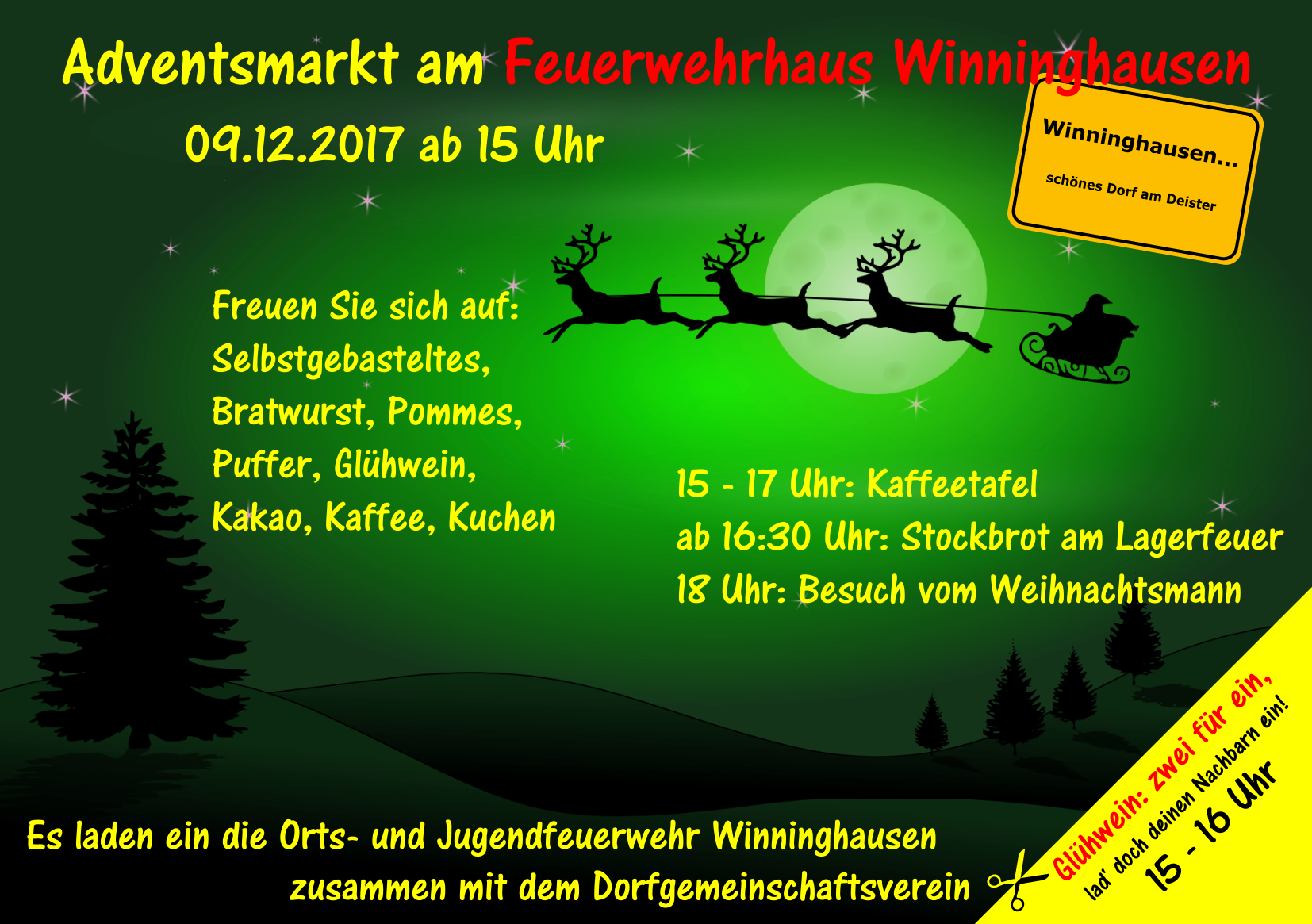 Winninghäuser Adventsmarkt