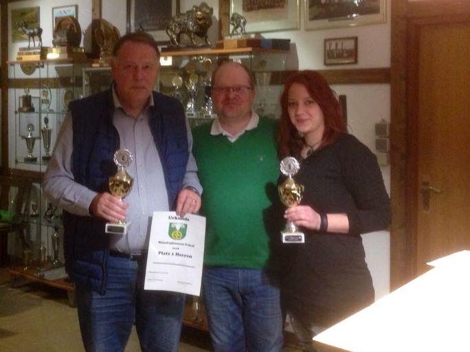 Sieger des Winninghausen Pokals 2018