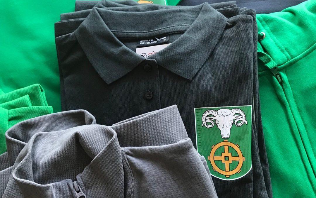 Kleidung für DGV Mitglieder