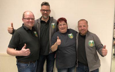 Neuer DGV Vorstand wurde gewählt