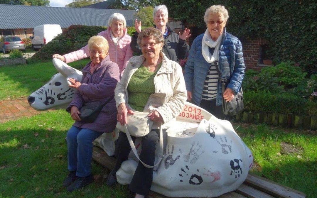 Dorfgemeinschaft Winninghausen auf Tour