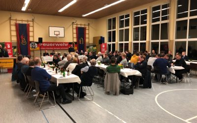 JHV Feuerwehr Winninghausen