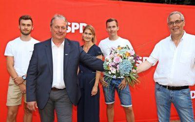 Die SPD setzt auf Henning Schünhof