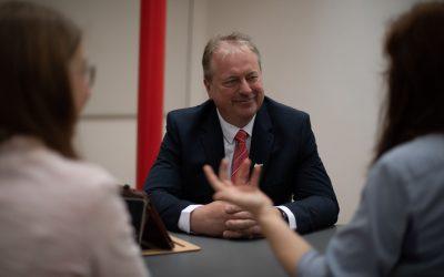 Henning Schünhof wird Bürgermeister