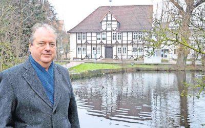 Henning Schünhof tritt seinen Dienst als Bürgermeister an