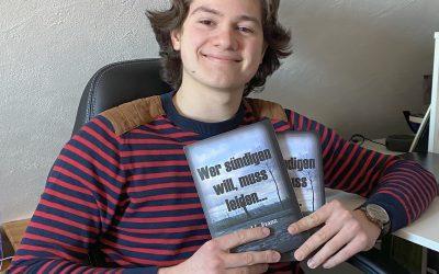 Winninghäuser Jungautor Roland Lukas Franz veröffentlicht seinen ersten Roman